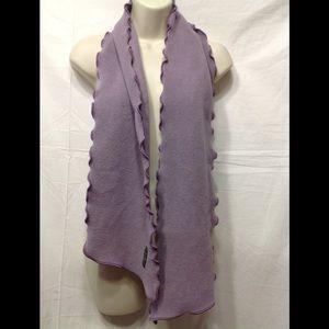 EDDIE BAUER fleece scarf